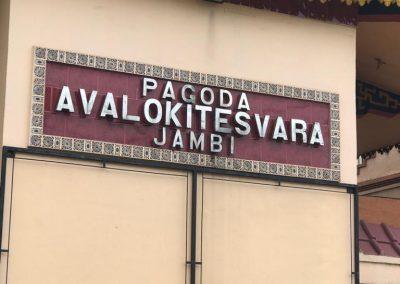 Project Vihara AVALOKITESVARA - Jambi (1)